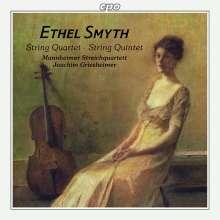 Ethel Smyth (1858-1944): Streichquartett e-moll, CD