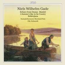 Niels Wilhelm Gade (1817-1890): Orchesterwerke, CD