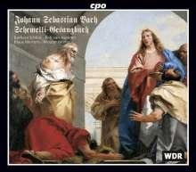 Johann Sebastian Bach (1685-1750): Schemellis Gesangbuch BWV 439-507 (Auswahl), 2 CDs