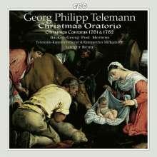 Georg Philipp Telemann (1681-1767): Weihnachtsoratorium, CD