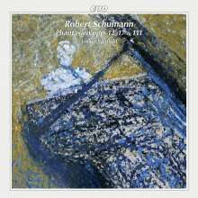 Robert Schumann (1810-1856): Fantasien & Fantasiestücke opp.12,17,111, CD