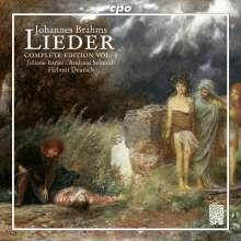 Johannes Brahms (1833-1897): Sämtliche Lieder Vol.1, CD