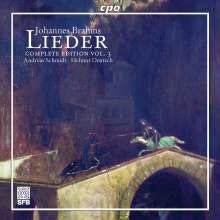 Johannes Brahms (1833-1897): Sämtliche Lieder Vol.3, CD