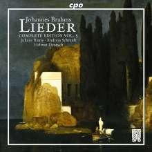 Johannes Brahms (1833-1897): Sämtliche Lieder Vol.5, CD