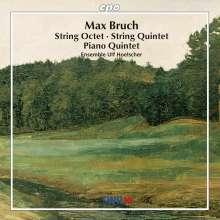 Max Bruch (1838-1920): Streichoktett (1920), CD