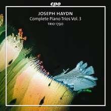 Joseph Haydn (1732-1809): Sämtliche Klaviertrios Vol.3, CD