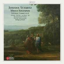 Johann Stamitz (1717-1757): Missa Solemnis in D, CD