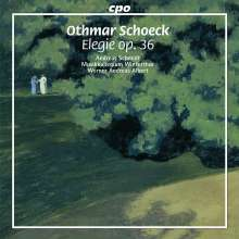 Othmar Schoeck (1886-1957): Elegie op.36 für Stimme & Kammerorchester, CD