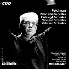 Morton Feldman (1926-1987): Orchestra, 2 CDs