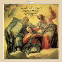 Jacob Regnart (1540-1599): Mariale 1588 (15 Marien-Motetten), CD