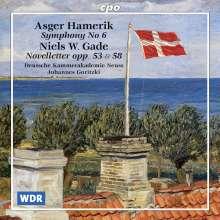 "Asger Hamerik (1843-1923): Symphonie Nr.6 ""Spirituelle"", CD"