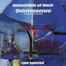 Quintessence - Jazzentials of Bach, CD