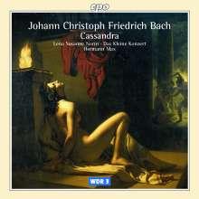 Johann Christoph Friedrich Bach (1732-1795): Cassandra (Kantate), CD