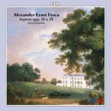 Alexander Fesca (1820-1849): Septette Nr.1 & 2, CD