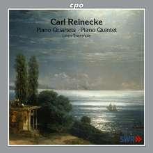 Carl Heinrich Reinecke (1824-1910): Klavierquartette op.34 & op.272, CD