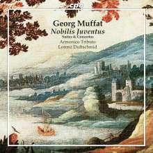 Georg Muffat (1653-1704): Suiten und Konzerte, CD