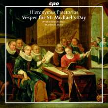 Hieronymus Praetorius (1560-1629): St.Michaels - Vesper, CD