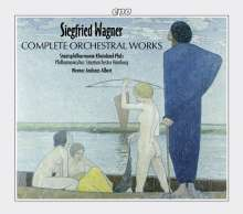 Siegfried Wagner (1869-1930): Sämtliche Orchesterwerke, 7 CDs