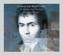 Ludwig van Beethoven (1770-1827): Die komplette Kammermusik für Bläser, 4 CDs