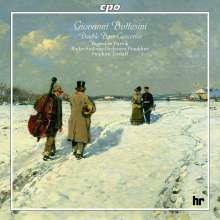 Giovanni Bottesini (1821-1889): Kontrabasskonzert in fis, CD