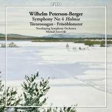"Wilhelm Peterson-Berger (1867-1942): Symphonie Nr.4 ""Holmia"", CD"
