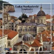 Luka Sorkocevic (1734-1789): Symphonien Nr.1-7, CD