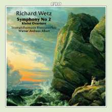 Richard Wetz (1875-1935): Symphonie Nr.2, CD