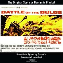 "Benjamin Frankel (1906-1973): Filmmusik ""The Battle Of The Bulge"" (Gesamtaufnahme), CD"