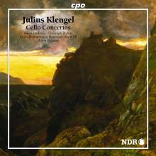 Julius Klengel (1859-1933): Cellokonzerte Nr.1 & 4, CD