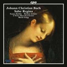 Johann Christian Bach (1735-1782): Salve Regina, CD
