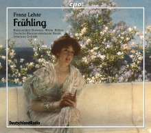 Franz Lehar (1870-1948): Frühling (Operette in einem Akt), CD