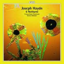 Joseph Haydn (1732-1809): Notturni H2:25,26,29-32, CD