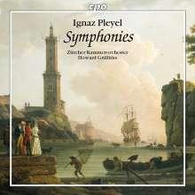 Ignaz Pleyel (1757-1831): Symphonie op.3,1, CD