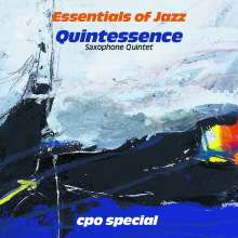 Quintessence - Essentials of Jazz, CD