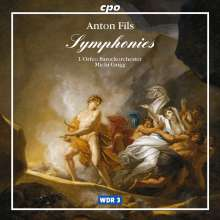 Anton Fils (1733-1760): 6 Symphonien, CD