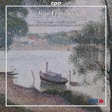 Jean Francaix (1912-1997): Streichquartett, CD
