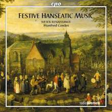 Hanseatische Festmusiken um 1600, CD