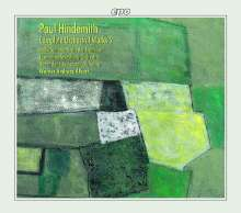 Paul Hindemith (1895-1963): Orchesterwerke Box 2, 5 CDs