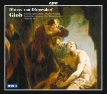 Karl Ditters von Dittersdorf (1739-1799): Giob (Oratorium), 2 CDs