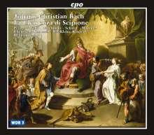 Johann Christian Bach (1735-1782): La Clemenza di Scipione, 2 CDs