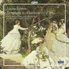 Louise Farrenc (1804-1875): Symphonie Nr.2, CD