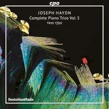 Joseph Haydn (1732-1809): Sämtliche Klaviertrios Vol.5, CD