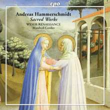 Andreas Hammerschmidt (1612-1675): Geistliche Werke, CD