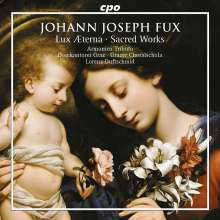 Johann Joseph Fux (1660-1741): Geistliche Musik, CD
