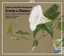 Johann Friedrich Reichardt (1752-1814): Erwin und Elmire, 2 CDs