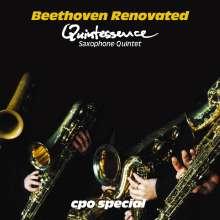 Quintessence - Beethoven Renovated, CD