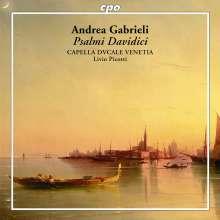 Andrea Gabrieli (1510-1586): Psalmi Davidici, CD