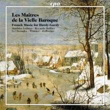 Les Maitres de la Vielle Baroque, CD