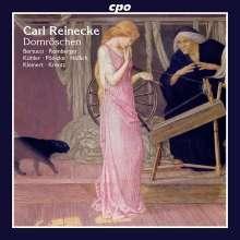 Carl Heinrich Reinecke (1824-1910): Dornröschen op.139 (Märchen-Dichtung nach Heinrich Carsten), CD