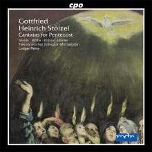 Gottfried Heinrich Stölzel (1690-1749): Pfingstkantaten 1737, CD